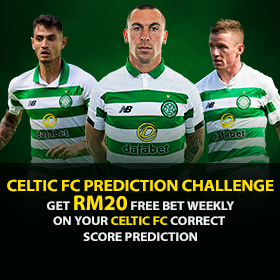 Celtic FC Prediction Challenge