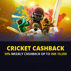 Cricket Cashback